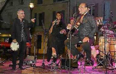 Festival Musiques du Monde à Tarascon