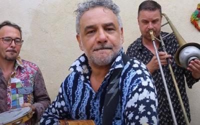 Caio Mamberti Trio Do Mar en 1ère partie des Zoufris Maracas